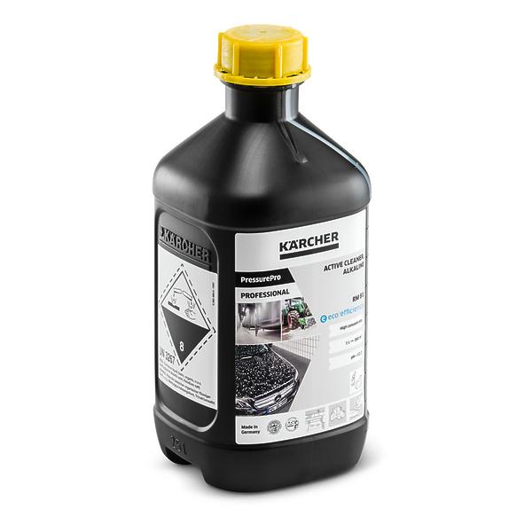 Щелочное активное чистящее средство RM 81 eco!efficiency 2,5 л | 6.295-642.0