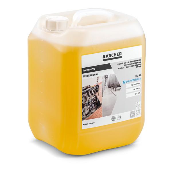 RM 31 eco!efficiency cредство для устранения масляно-жировых загрязнений, 10 л   6.295-647.0