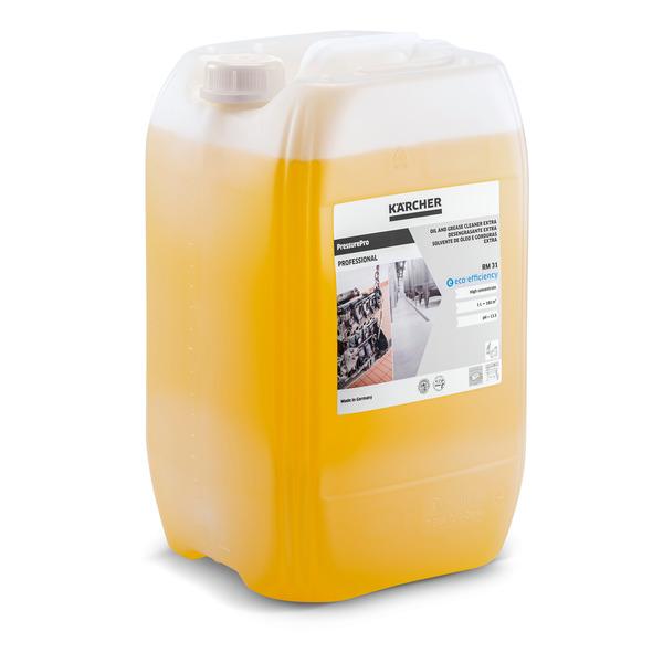 Cредство для устранения масляно-жировых загрязнений RM 31 eco!efficiency 20 л | 6.295-648.0