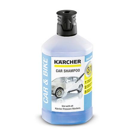Автомобильный шампунь «3 в 1» RM 610 1 литр