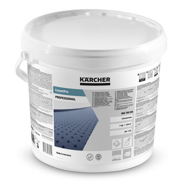 Порошковое средство для чистки мебели и ковров RM 760 10 кг   6.295-847.0