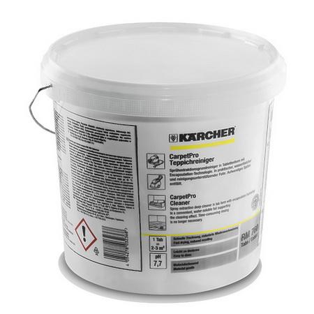 RM 760 (в таблетках) порошковое средство для чистки мебели и ковров, 200 шт
