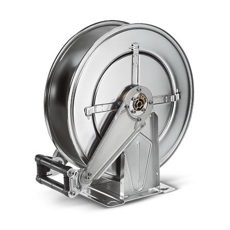 Автоматический барабан для шланга, из нерж. стали, 20 м | 6.391-520.0