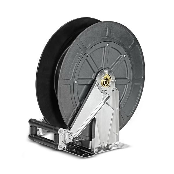 Автоматический барабан для шланга Karcher, из нерж. стали / пластмассы, 20 м | 6.392-083.0