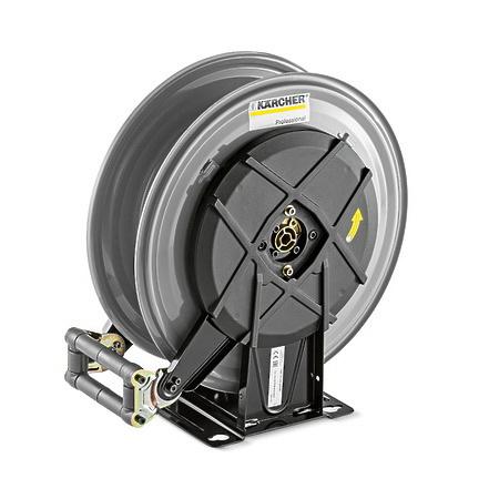 Автоматический барабан для шланга Karcher, лакированный (серый базальт), 20 м | 6.392-105.0