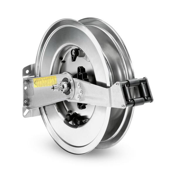 Автоматический барабан для шланга Karcher, из нерж. стали, 20 м | 6.392-122.0