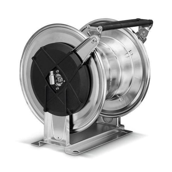 Автоматический барабан для шланга Karcher, из нерж. стали, 40 м | 6.392-442.0