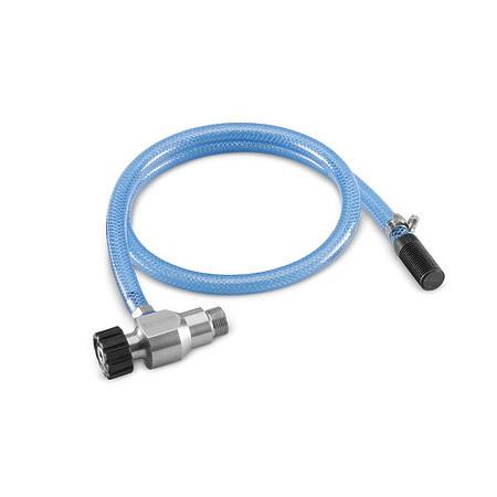 Комплект инжектора из нерж. стали для HD 6/15 C