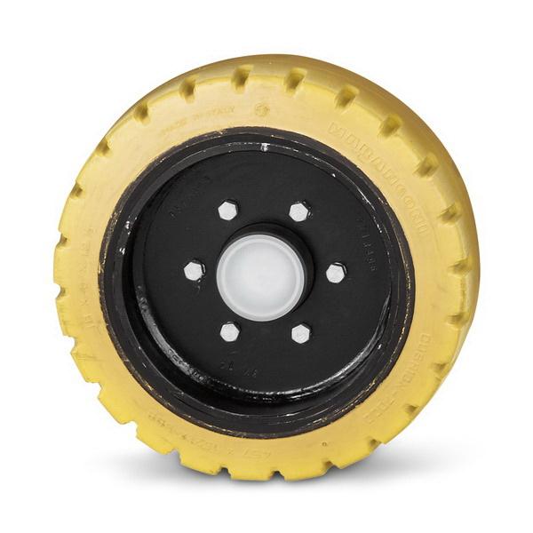 Переднее колесо повышенного сцепления, не оставляющее следов | 6.680-377.0