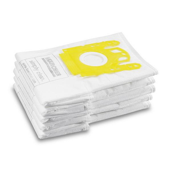 Фильтр-мешки из нетканного материала, 5 шт (VC 6)