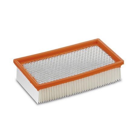 Плоский складчатый фильтр, из полиэфирного шелка | 6.904-360.0