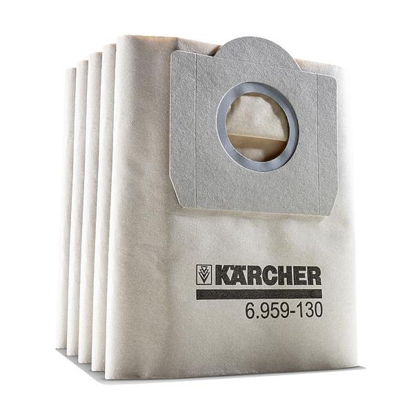 Фильтр-мешки бумажные Karcher | 6.959-130.0
