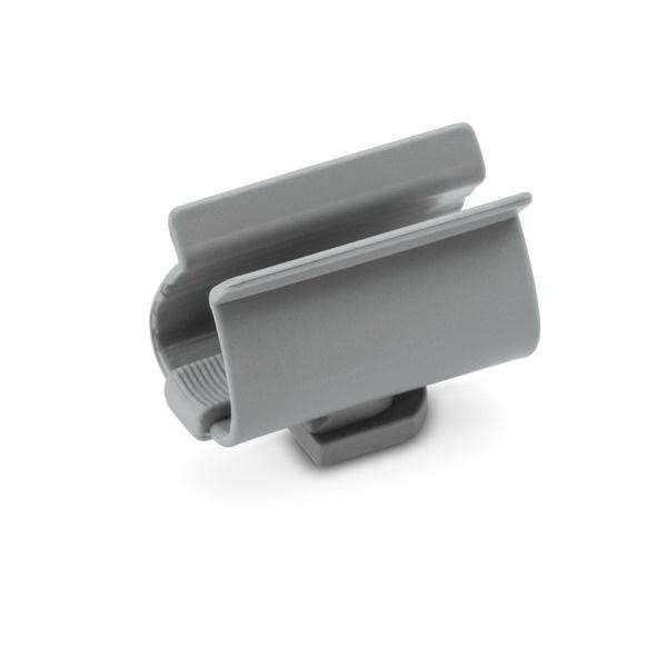 Зажим для швабры, серый | 6.980-078.0