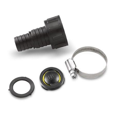 Соединительный элемент для насосов, с обратным клапаном