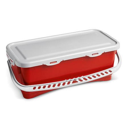 Контейнер для мопов с крышкой, красный (10 л), Karcher | 6.999-200.0